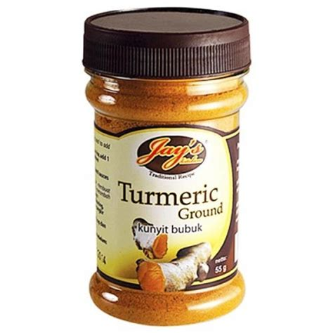Turmeric Powder Kunyit Bubuk seroyamart groceries and supermarket