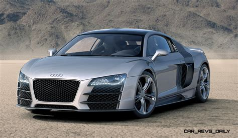 Audi V12 by Concept Flashback 2009 Audi R8 Tdi V12 Shows Great