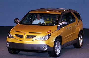 Aztec Auto by 2001 Pontiac Aztek The 50 Worst Cars Of All Time Time