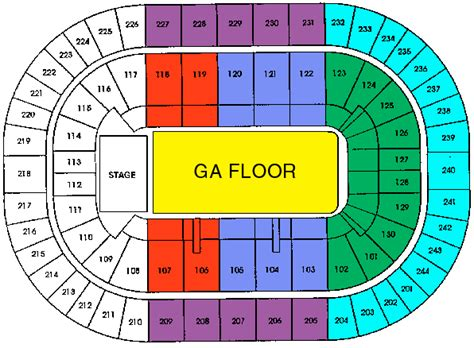 pepsi center floor plan times union center seating chart brokeasshome