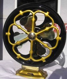 patton industrial fans parts robbins myers brass blade electric fan c 1910 click on