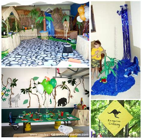 in themed decorations coolest safari theme ideas