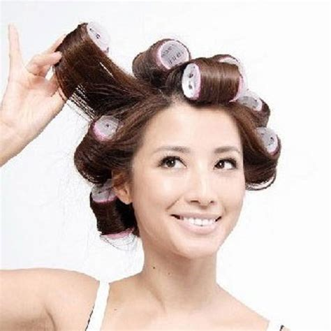 how to section hair for hot rollers image gallery hair rollers