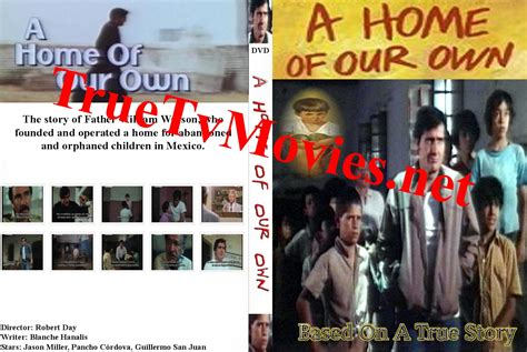 A Home Of Our Own by A Home Of Our Own Tv 1975 Jason Miller Pancho
