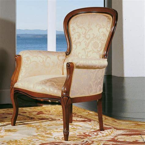 poltrone in stile poltrona in stile filippo seven sedie