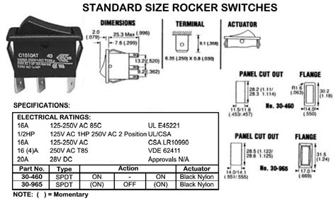 20a dpdt momentary flip switch wiring diagram dpdt relay
