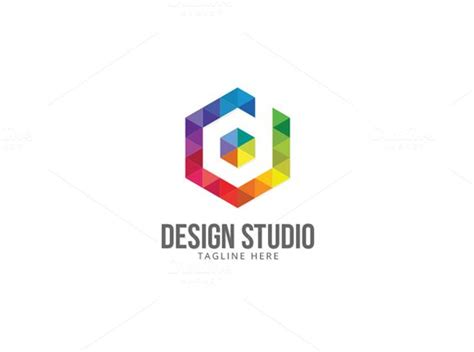 foto design logo design studio logo by seceme shop on creative market
