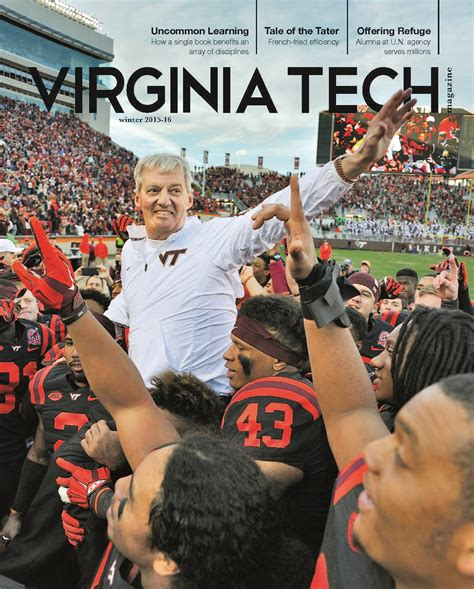 Virginia Tech Mba Accreditation by Bc 1214 Featured In Virginia Tech Magazine Building