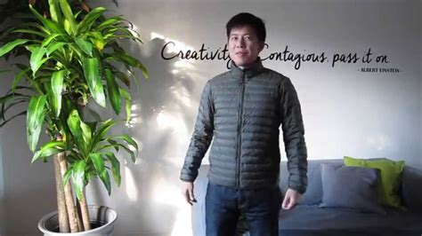 amazon uniqlo ultra light down uniqlo ultra light down jacket owner review sizing