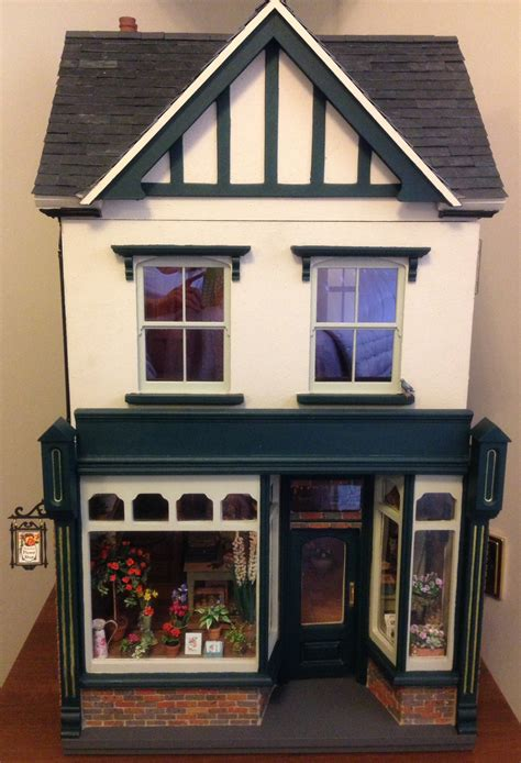 sid cooke dolls house for sale houses and shops dolls houses past present