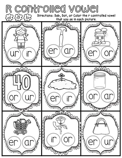 Bossy R Coloring Page by 1196 Best Images About 1teaching Language Arts On