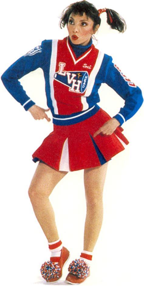 80s hair for cheerleading 80s costume idea hey mickey cheerleader like totally 80s