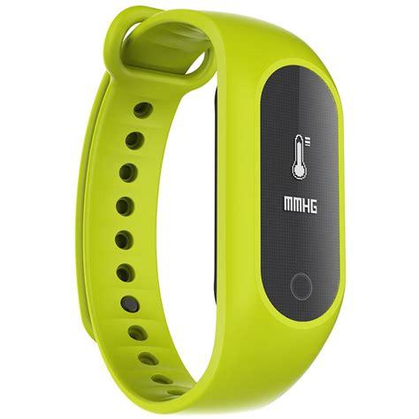 Jam Tangan Gelang skmei jam tangan led gelang fitness tracker b15s d