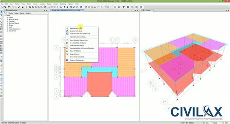 house design software download two storey house design in etabs civil engineering downloads