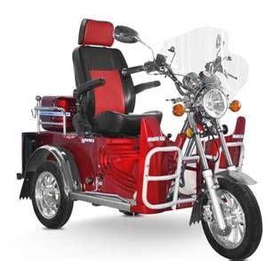 yuki motor yk  midilli benzinli uec tekerli motosiklet