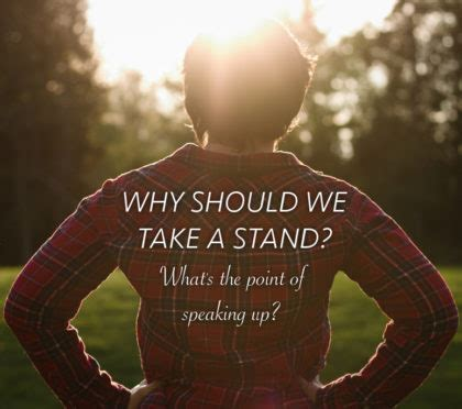 Why Should We Take You Mba by Why Should We Take A Stand Leadbiblically
