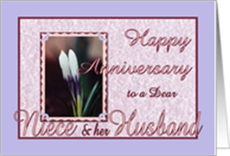 Wedding Anniversary Cards For Nephew by Wedding Anniversary Cards For Niece Husband From