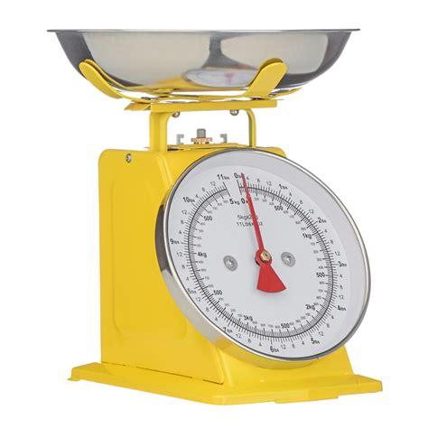 design oggetti cucina oggetti design bilancia cucina vintage giallo raily it