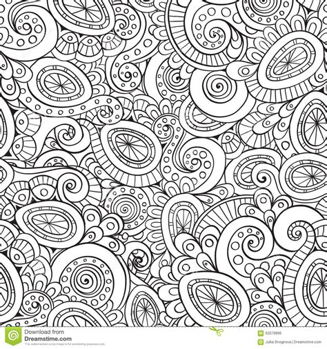 doodle pattern vector seamless doodle dots cross pattern vector illustration
