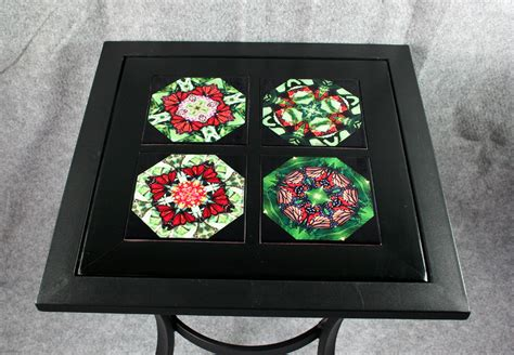 10 inch end tables with ceramic top metal accent table side table coffee table patio table