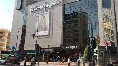 el corte ingles en alicante el corte ingl 233 s alicante edificios tiendas y horarios