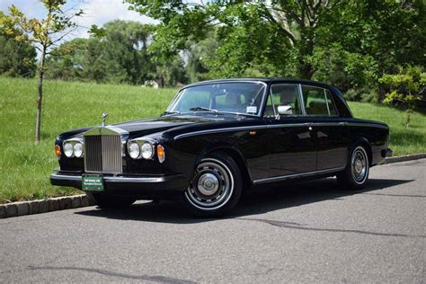 rolls royce silver shadow 1980 rolls royce silver shadow ii for sale 1956138
