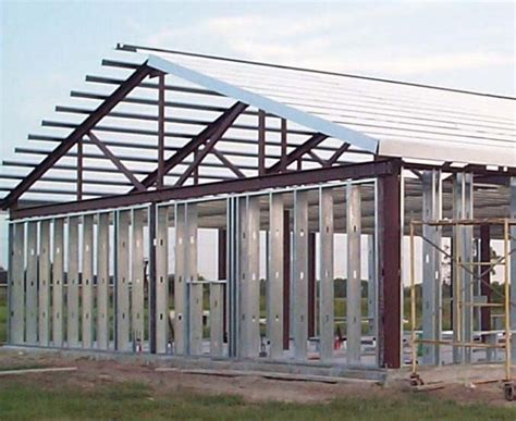 steal house steel homes int l association of certified home