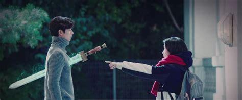 film goblin episode 3 goblin kdrama gong yoo ep 3 do you mean that magic sword