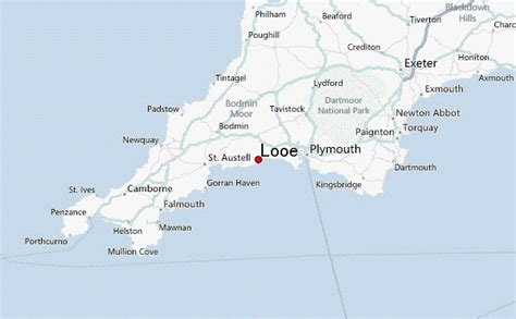 plymouth 7 day weather looe weather forecast