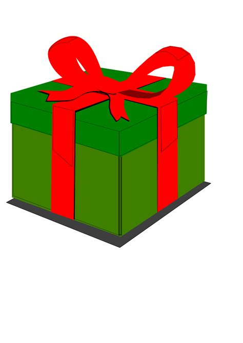 christmas gift clipart clipart best