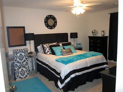teal black and white bedroom 20 best images about pink black white teal on pinterest