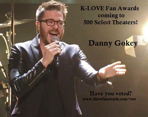 klove fan awards tickets k fan awards with danny gokey danny gokey