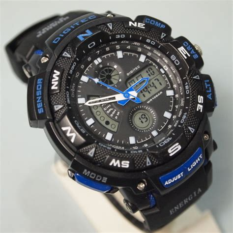 Digitec Dg 2076t Green Original by Digitec 2044 Black Blue Kucikuci Shop Jam Tangan