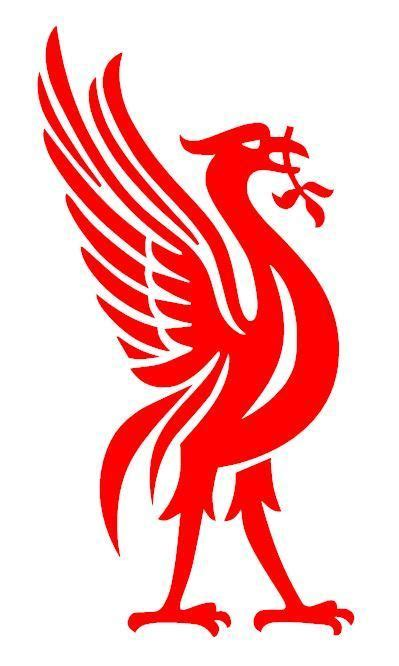 Liverpool Bird liverpool fc bird logo www pixshark images