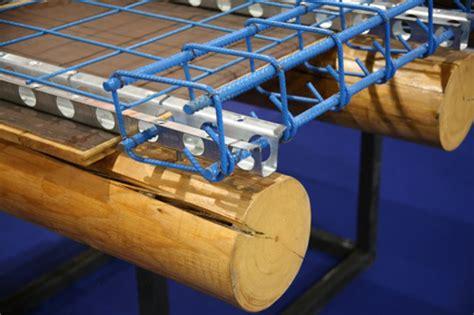 travi a traliccio nodo sismico per solai di legno
