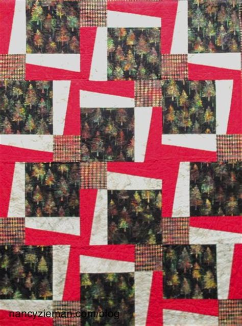 Easy Big Block Quilt Patterns by Sew Big Block Quilts Nancy Zieman Debbie Bowles Quilt