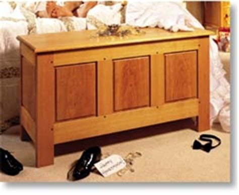 Free Woodworking Plans For Hope Chest