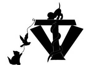 vet tech symbol by stelmaria white wolf on deviantart