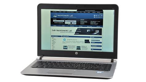 Notebook Hp Probook 430 G3 T9h14pa hp probook 430 g3 recenzja lab kuzniewski pl