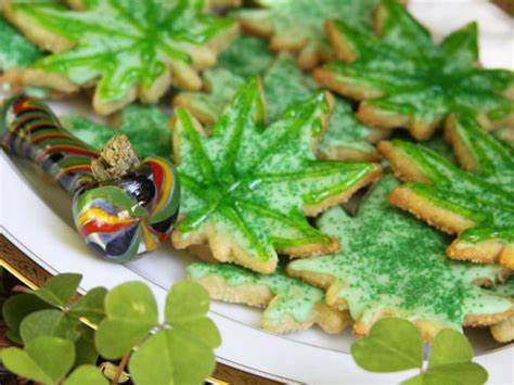 Pot A Cookies by 8 Jolly Cannabis Cookie Recipes High Times