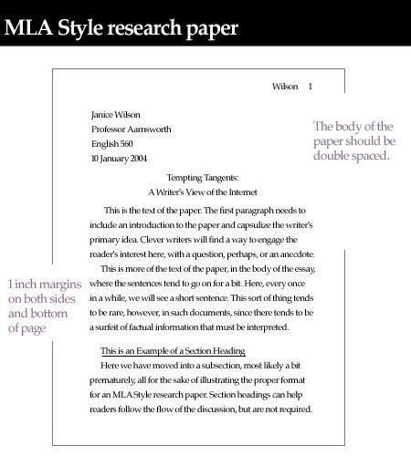 template  mla research paper unit  crwt