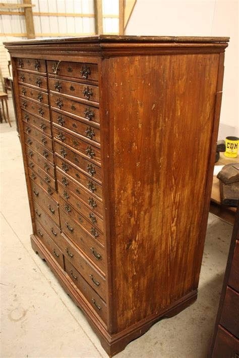 antique pine cabinet for sale antique pine spool cabinet for sale at 1stdibs