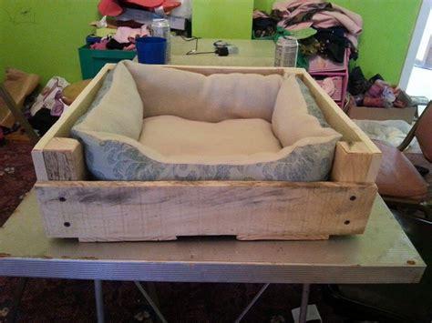 raised dog bed diy wood pallet pet bed dog bed pallet furniture diy