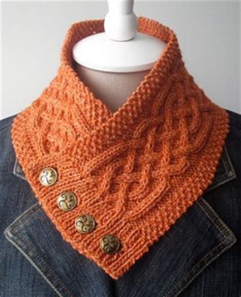 knitting pattern scarf with button free cabled button scarf knitting pattern ravelry