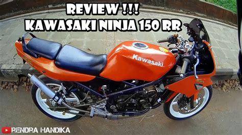 Rr 150 Tahun 2010 5 review kawasaki 150 rr