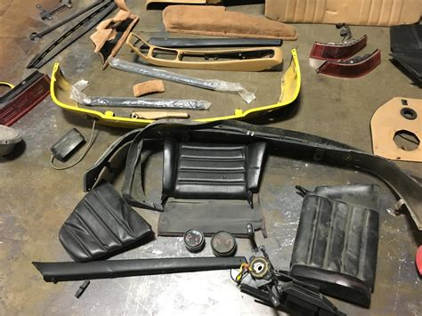 porsche 993 parts porsche 911 930 993 misc and interior parts