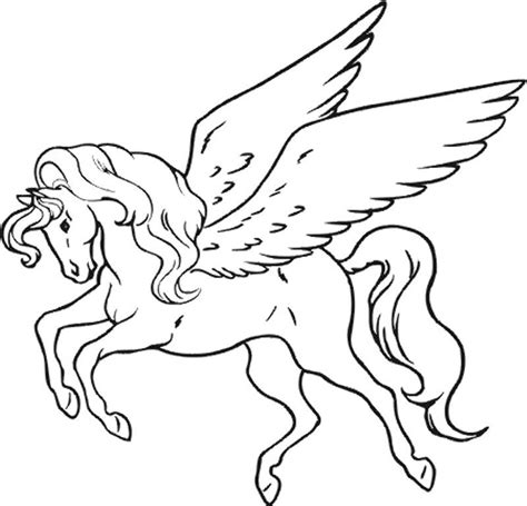 Free Unicorn Coloring Pages Az Coloring Pages Rainbow Unicorn Coloring Pages