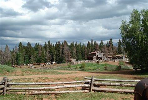 imagenes de paisajes ganaderos vivir el lejano oeste en colorado