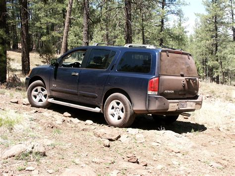 2006 Nissan Armada Review by Spectacular 2006 Nissan Armada Reviews 33 Conjointly