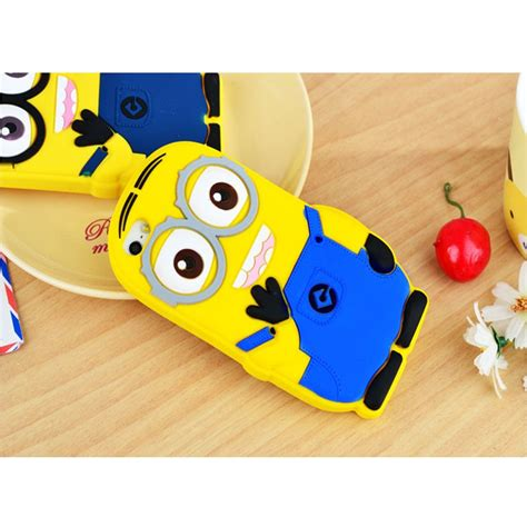 Minion Despicable Me Tpu For Galaxy S5 Purple Minion Despicable Me Tpu For Iphone 4 4s Purple